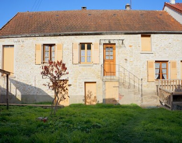 Vente Maison 7 pièces 120m² OINVILLE S/MONTCIENT - photo