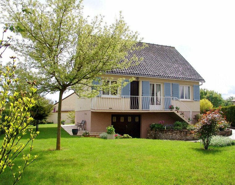 Vente Maison 6 pièces 98m² Boinville-en-Mantois (78930) - photo