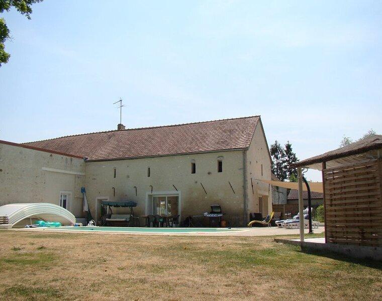 Vente Maison 9 pièces 338m² Boinville-en-Mantois (78930) - photo