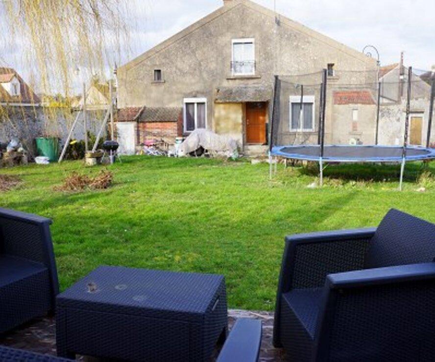 Vente Maison 4 pièces 85m² ARNOUVILLE LES MANTES - photo