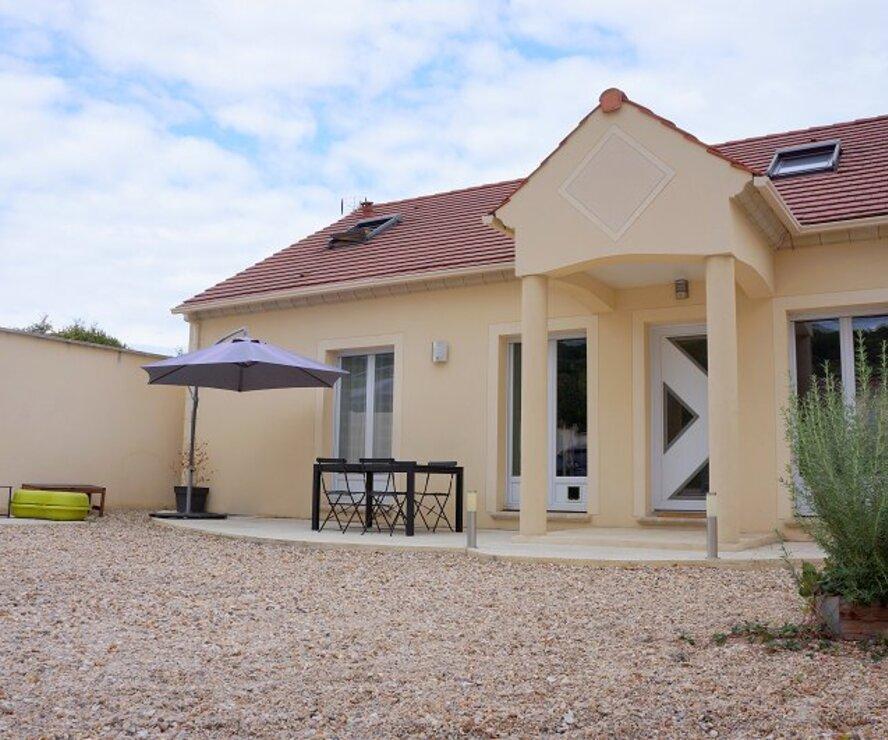 Vente Maison 7 pièces 117m² Mézières-sur-Seine (78970) - photo