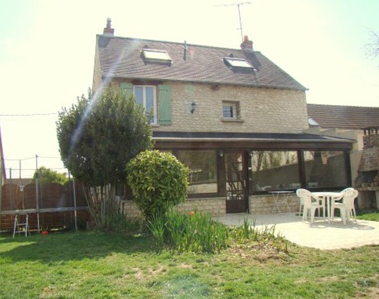 Vente Maison 6 pièces 139m² Gargenville (78440) - photo