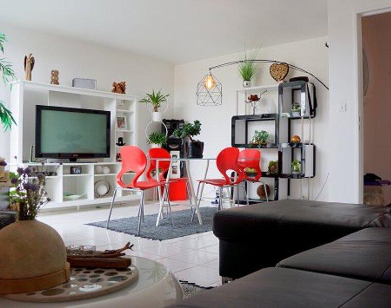 Vente Appartement 3 pièces 72m² MANTES LA VILLE - photo