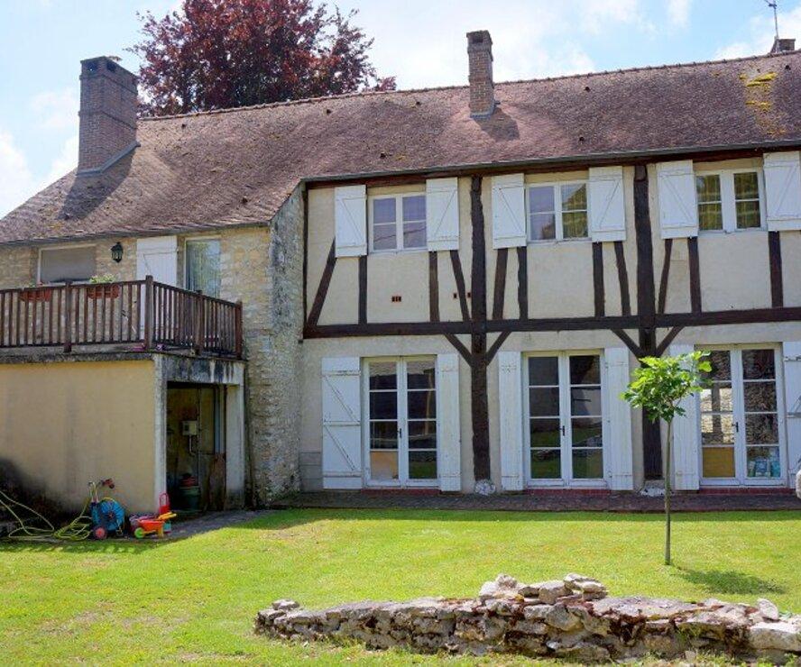 Vente Maison 9 pièces 216m² Goussonville (78930) - photo