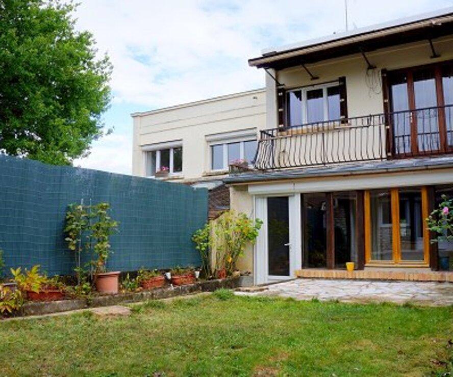 Vente Maison 4 pièces 95m² MEZIERES SUR SEINE - photo