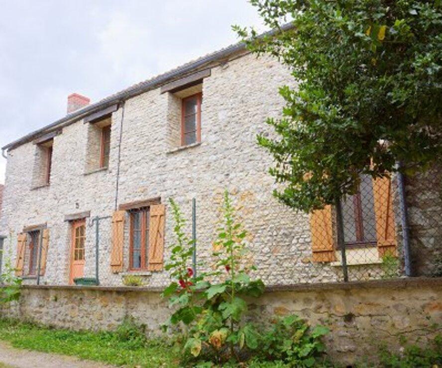 Vente Maison 5 pièces 102m² ARNOUVILLE LES MANTES - photo