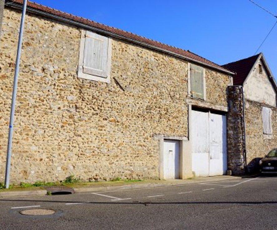 Vente Maison 4 pièces 185m² MEZIERES- SUR- SEINE - photo