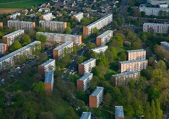 Vente Appartement 4 pièces 55m² AUBERGENVILLE - Photo 1