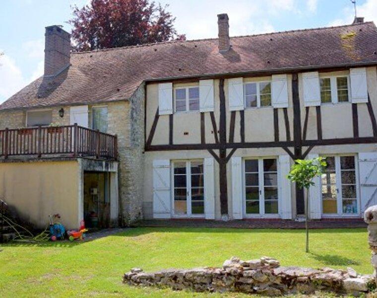 Vente Maison 9 pièces 216m² GOUSSONVILLE - photo