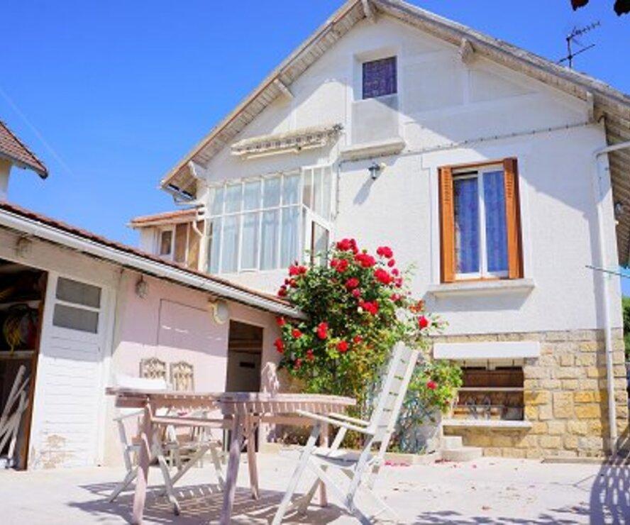 Vente Maison 5 pièces 60m² GARGENVILLE - photo