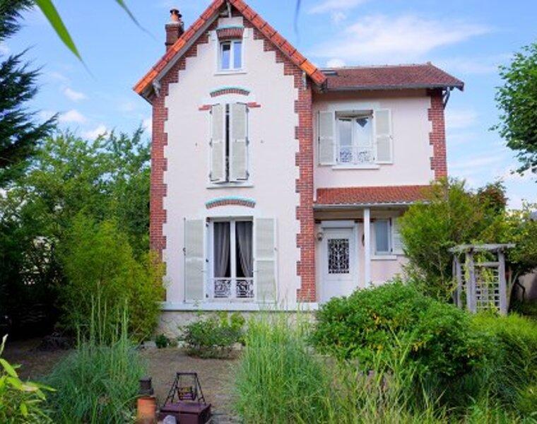 Vente Maison 8 pièces 120m² PORCHEVILLE - photo