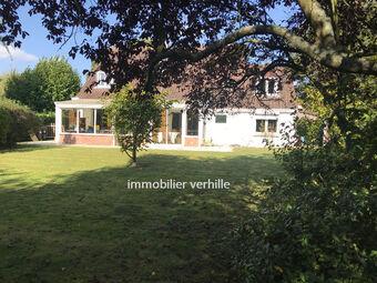 Vente Maison 4 pièces 137m² Fleurbaix (62840) - photo