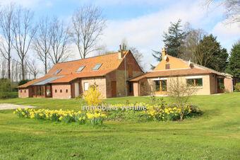 Vente Maison 10 pièces 360m² Steenwerck (59181) - photo