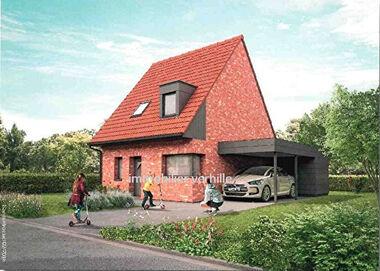 Vente Maison 4 pièces Laventie (62840) - photo
