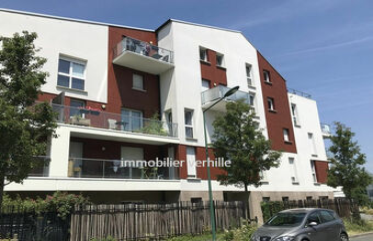 Vente Appartement 3 pièces 66m² Wasquehal (59290) - Photo 1