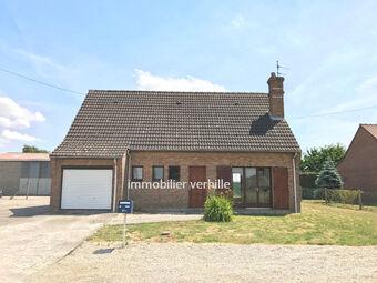 Location Maison 5 pièces 103m² Ennetières-en-Weppes (59320) - photo