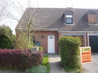 Location Maison 4 pièces 82m² Bois-Grenier (59280) - Photo 1