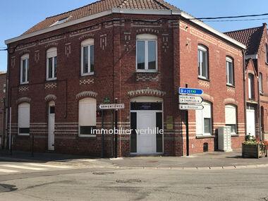 Vente Maison 4 pièces 165m² Bois-Grenier (59280) - photo