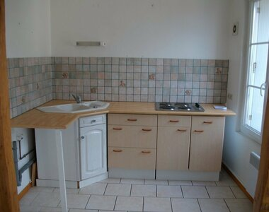 Location Appartement 2 pièces 36m² Bernay (27300) - photo
