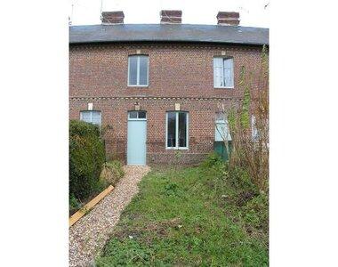 Location Maison 4 pièces 60m² Thiberville (27230) - photo