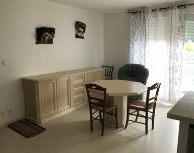 Location Appartement 2 pièces 37m² Bernay (27300) - photo