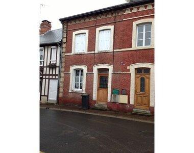 Location Maison 3 pièces 58m² Bernay (27300) - photo