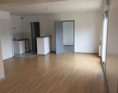 Location Appartement 2 pièces 46m² Bernay (27300) - photo