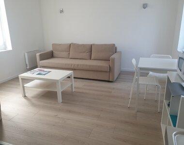 Location Appartement 1 pièce 21m² Serquigny (27470) - photo