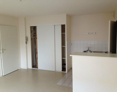 Location Appartement 2 pièces 38m² Bernay (27300) - photo