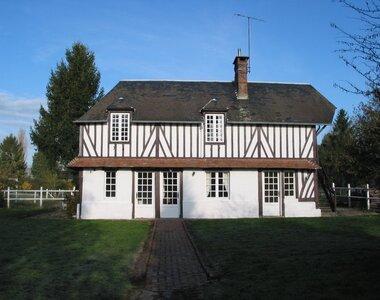 Location Maison 3 pièces 81m² Le Planquay (27230) - photo