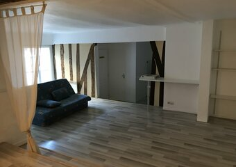 Location Appartement 1 pièce 28m² Bernay (27300) - Photo 1