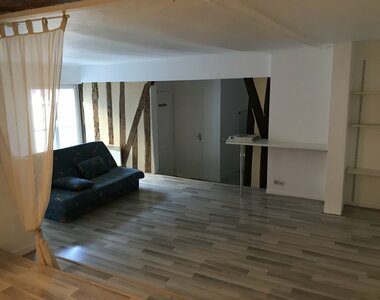 Location Appartement 1 pièce 28m² Bernay (27300) - photo