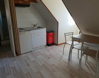 Location Appartement 1 pièce 21m² Bernay (27300) - photo