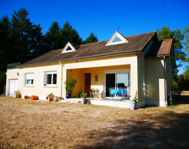 Vente Maison 7 pièces 139m² ST AIGNAN DES GUES - photo