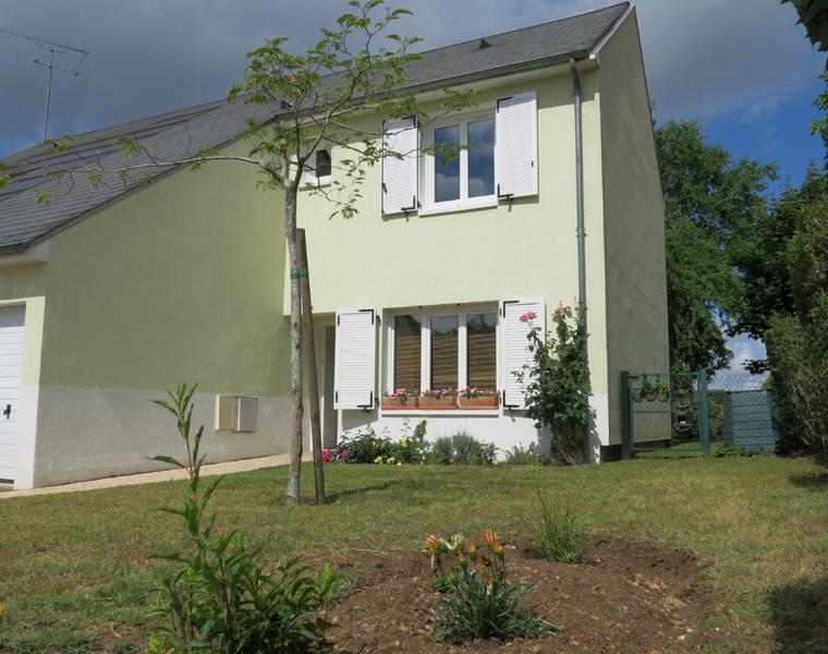 Vente Maison 4 pièces 80m² SAINT DENIS DE L HOTEL - photo