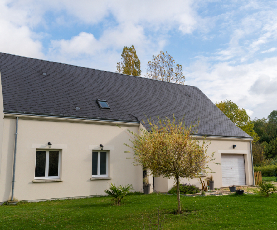 Vente Maison 6 pièces 155m² HUISSEAU SUR MAUVES - photo