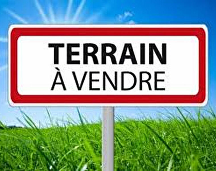 Vente Terrain 703m² SAINT AY - photo