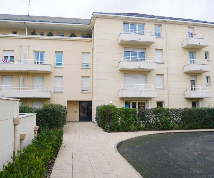 Location Appartement 2 pièces 40m² Saint-Jean-de-Braye (45800) - photo