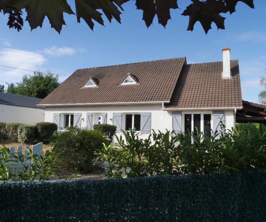 Vente Maison 7 pièces 166m² SAINT DENIS EN VAL - photo