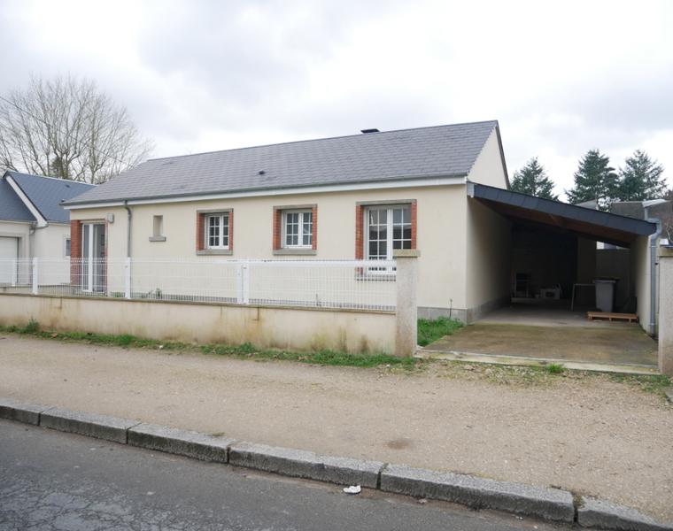 Vente Maison 4 pièces 73m² CHATEAUNEUF SUR LOIRE - photo