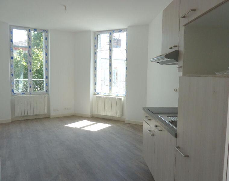 Location Appartement 1 pièce 23m² Orléans (45000) - photo