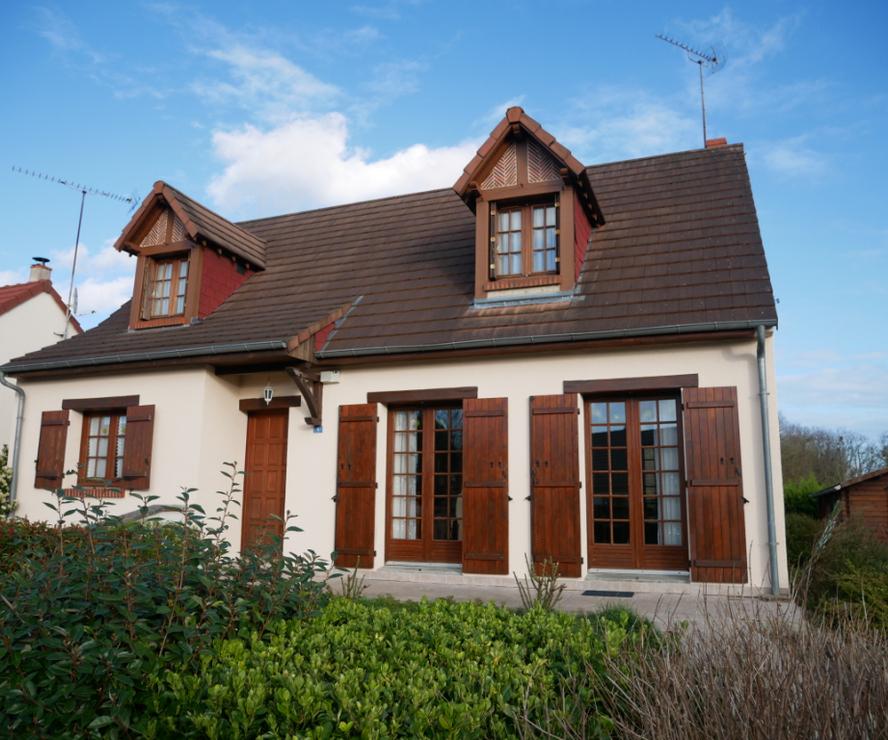 Vente Maison 5 pièces 125m² FAY AUX LOGES - photo