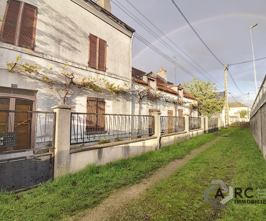 Vente Maison 7 pièces 192m² SAINT PRYVE SAINT MESMIN - photo
