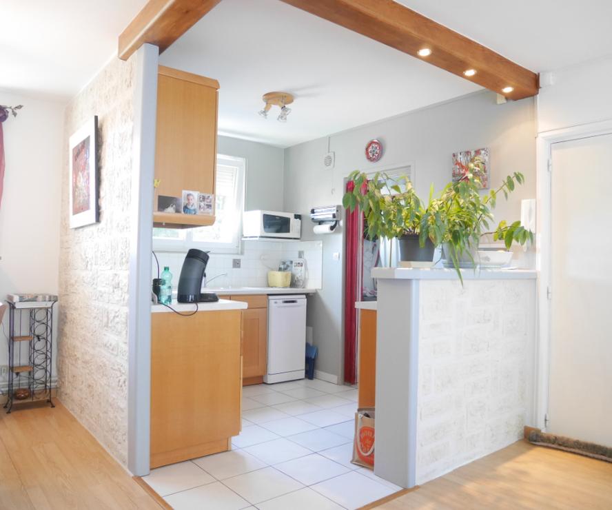 Vente Appartement 3 pièces 65m² SAINT JEAN DE BRAYE - photo