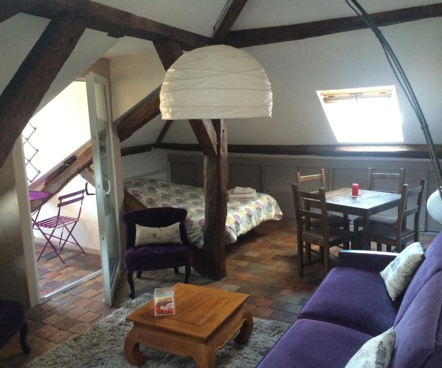 Location Appartement 1 pièce 17m² Orléans (45100) - photo