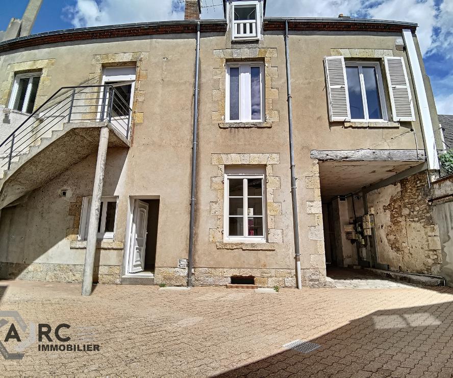 Location Appartement 4 pièces 77m² Châteauneuf-sur-Loire (45110) - photo