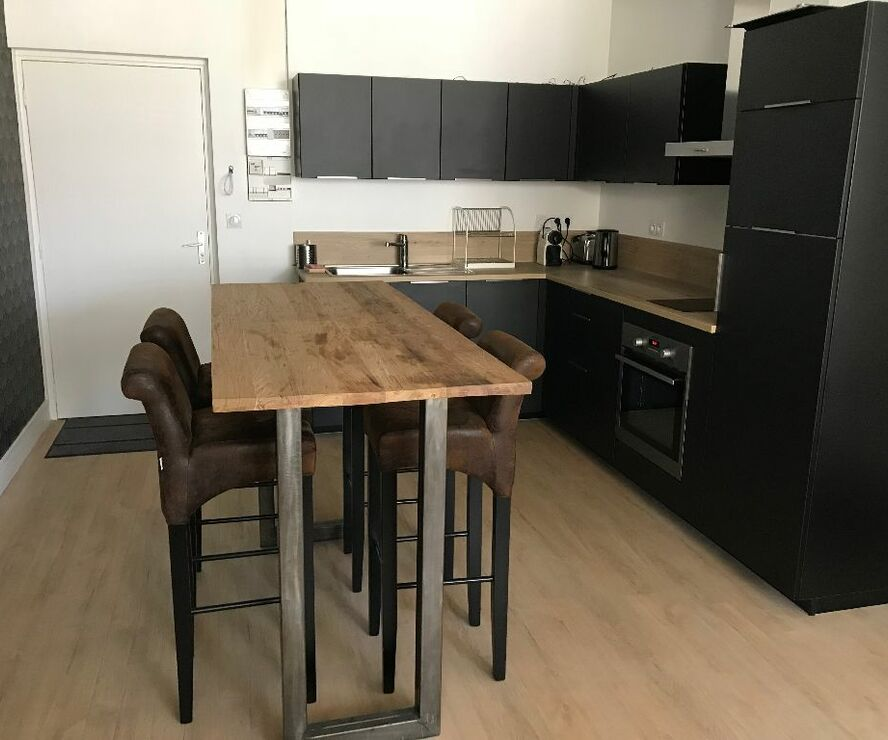 Vente Appartement 2 pièces 48m² ORLEANS - photo