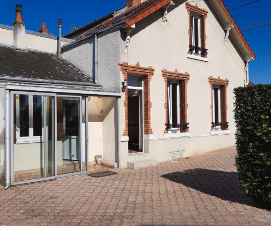 Location Maison 3 pièces 70m² Orléans (45000) - photo