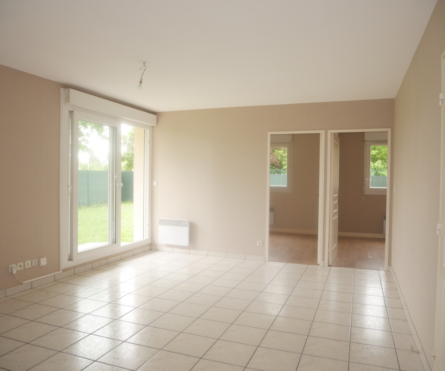 Vente Appartement 3 pièces 58m² SAINT JEAN DE BRAYE - photo