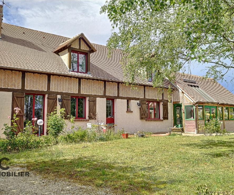 Vente Maison 9 pièces 197m² JARGEAU - photo